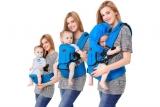 Lasilia Dorsal Multifonctionnel 4 en 1 : Avis et test de ce porte-bébé pas cher